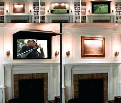 mirror cabinet tv cover mirror tv cover cost traams co