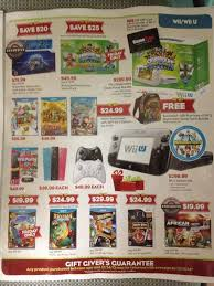 play station 4 black friday rumor gamestop u0027s black friday 2013 full 12 page flyer leaked