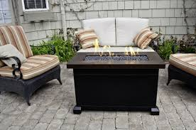 rectangle propane fire pit table rectangle propane fire pit fire pit ideas