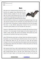 halloween reading activity for 5th grade u2013 festival collections