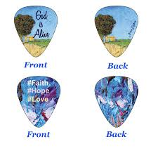 thanksgiving and christianity amazon com christian guitar picks 12 pack bible inspirational