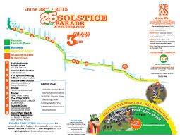 Seattle Marathon Map by Fremont Solstice Parade 3pm Today Seattle