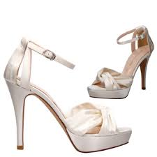 wedding shoes ivory size classic wedding shoes in ivory satin ceremony by