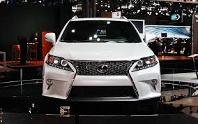 lexus lease insurance 2013 lexus rx 350 f sport 2012 new york auto show motor trend