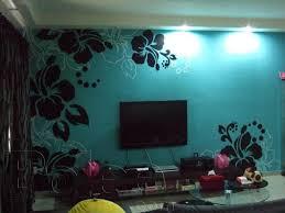 walldesigning in paint karachi
