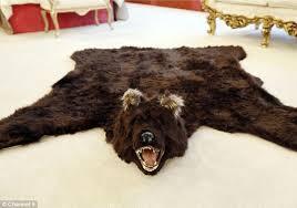 fake lion skin rug with head roselawnlutheran