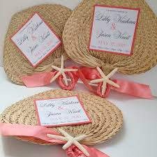wedding fan favors palm leaf fans raffia fans wedding fans buri fans