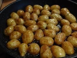 comment cuisiner les pommes de terre grenaille salade aux grenailles et truite fumée la tendresse en cuisine
