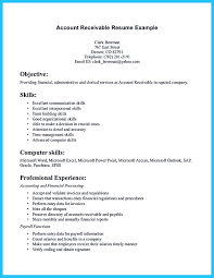 sle resume for accounts payable and receivable video poker accounts receivable resume presents both skills and also the