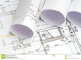 blueprints of architecture royalty free stock image image 15423216 blueprints