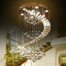 Chandelier Wire Earrings Thesecretconsul Com Luxury Led Raindrop Chandelier Crystal Light Gu10 Bulb Lamps