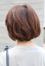 front and back views of hair styles back view short brown bob hairstyle short brown bob bob