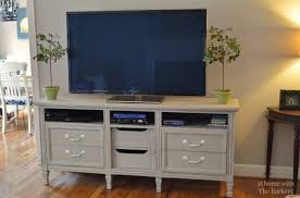 Computer Desk Tv Stand Combo by Tv Stand Dresser Combo Drop Camp