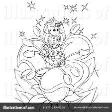 thumbelina clipart 91879 illustration by alex bannykh