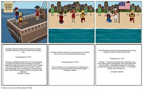 thanksgiving columbus christopher columbus storyboard storyboard by angelicarigmaiden