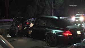 bmw driver runs from scene of freeway injury crash nbc southern