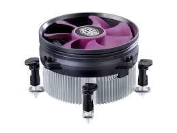 cooler master cpu fan coolermaster x dream i117 cpu cooler for intel lga1150 1155 1156