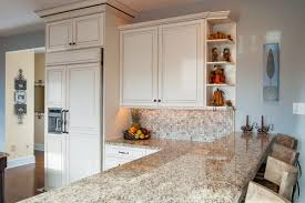 Kitchen Countertops With White Cabinets by 30 Giallo Ornamental Granite Countertops With Fabulous Colors