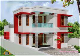 1674 square feet house rendering kerala home design and floor plans