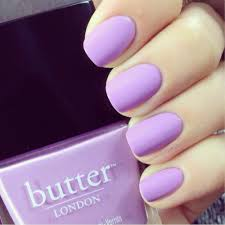hannah lee on pastel butter london nail polish and spring