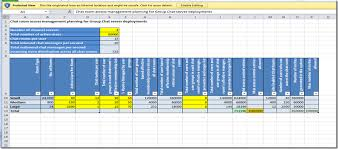 Storage Capacity Planning Spreadsheet by Server Capacity Planning Template Storage Capacity And Monitoring