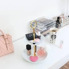 organizing hacks beauty makeup storage organization hacks fashionista
