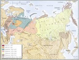 russia in maps maps of america