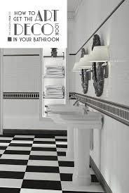 art deco bathroom tiles uk get the art deco look in your bathroom the london tile co