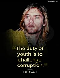 Kurt Cobain Quotes On Love by 15 Profound Quotes By Famous Musicians About Work Love Life