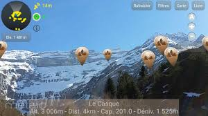 Pyrenees Mountains Map Pyrenees Mountains Android Apps On Google Play