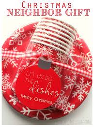 wrap it up an easy and inexpensive neighbor gift christmas
