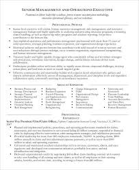 Operations Management Resume Professional Manager Resume 49 Free Word Pdf Documents
