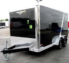 millennium star 7 x14 millennium star super premium motorcycle trailer with rear