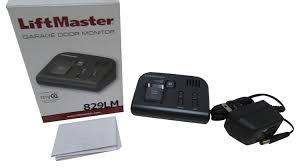 Garage Door Sensor Blinking by Amazon Com Liftmaster 829lm Garage Door Monitor Home Improvement