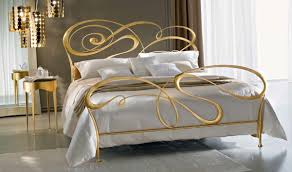 ciacci fly metal bed italian gold leaf amazingbed robinsons beds