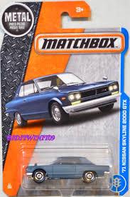 nissan 2000 gtx matchbox 2017 metal parts piezas u002771 nissan skyline 2000 gtx