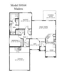 Desert Home Plans Sun City Grand Willow Floor Plan Del Webb Model Home Loversiq
