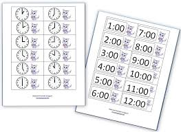 telling time games worksheets and more homeschool den