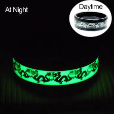 aliexpress buy 2017 new arrival mens ring fashion aliexpress buy 2017 new arrival original luminous ring glow in