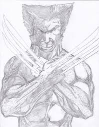 wolverine in the shadows mifty is bored