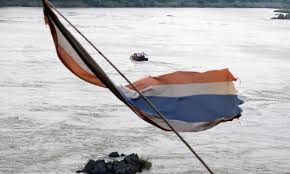 Thailand Round Flag Thai Resistance To China U0027s Downstream Ambitions Asia Times