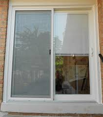 Andersen Gliding Patio Doors Collection In Sliding Patio Doors With Blinds With Door