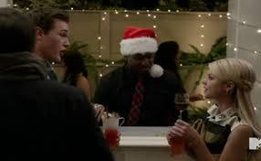 Seeking Santa Claus Episode Faking It Season 3 Episode 9 Sidereel