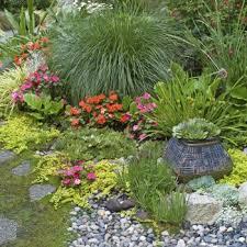 Rock Gardens Flower Gardening Build A Rock Garden