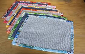 scrappy whole cloth placemats sew sew