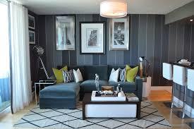 Sectional Sofa Living Room Ideas Blue Sectional Sofa Living Room Contemporary With Dark Flooring