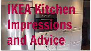 ikea kitchen 4 years later impressions and advice youtube