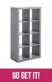 Cube Bookcase How To Use A Cube Bookcase As A File Cabinet Happily Ever After