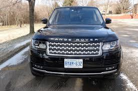 black land rover 2016 2016 land rover range rover hse td6 autos ca