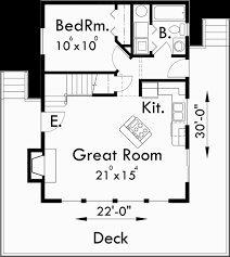 a frame floor plans small a frame house plans house plans with great room 10036